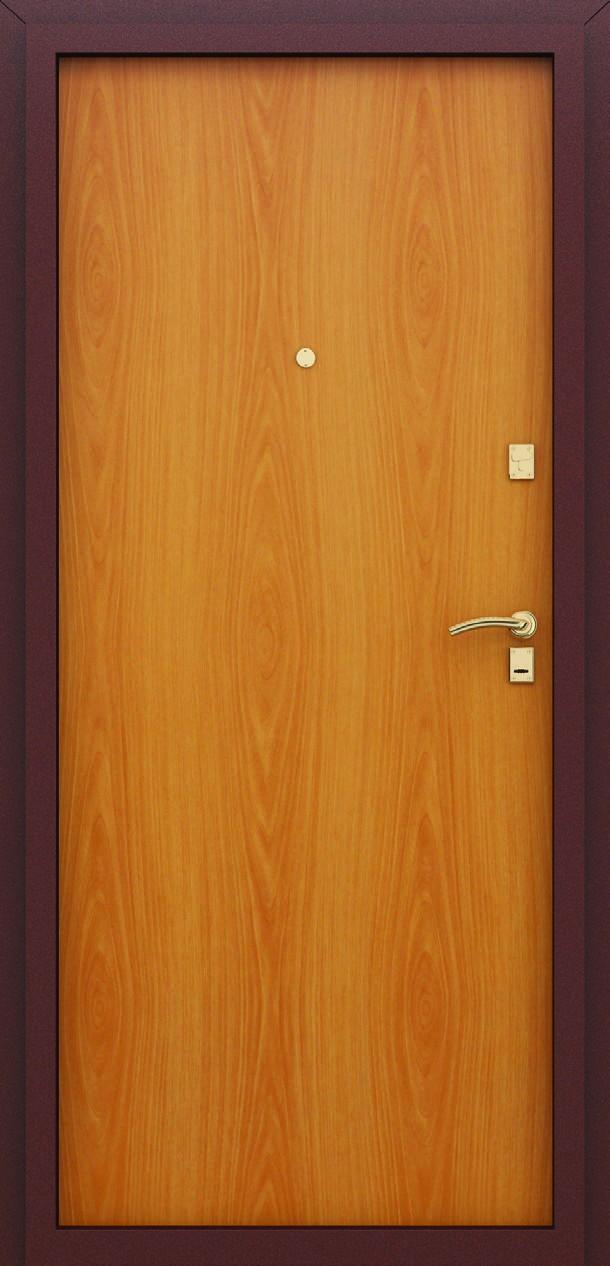 дверь стальная оптим